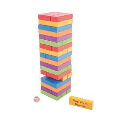 Drewniana wieża, Bigjigs Toys