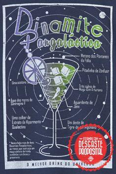 Dinamite Pangaláctica O Guia do Mochileiro das Galáxias