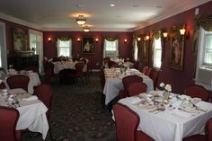 2. The Cosy Cupboard Tea Room - 4 Old Turnpike Road, Morristown