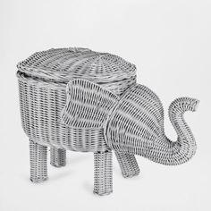 ELEPHANT BASKET - Baskets & Boxes - Decoration | Zara Home United States