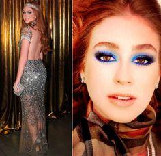 As celebridades no Baile da Vogue 2014