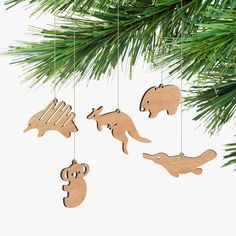 Hey, I found this really awesome Etsy listing at https://www.etsy.com/au/listing/212373771/christmas-ornaments-australian-animals