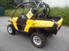 New 2016 Can-Am Commander XT 1000 ATVs For Sale in Tennessee. Loaded with features and technology that take value to a new level, the Commander XT is built with best-in-class power, a versatile dual-level cargo box, and rider-focused features perfect for the job site or the trails.