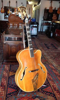 D'Angelico New Yorker 1957 | Reverb