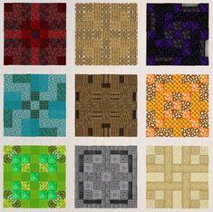 (29) Fun little floor designs : DetailCraft Minecraft Floor Designs, Minecraft Blocks, Minecraft Plans, Minecraft Blueprints, Minecraft Houses, Cave Game, Texture Packs, Ask For Help, Flooring
