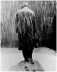 Takashi Shimura in 'Ikiru' [To Live] directed by Akira Kurosawa, 1952