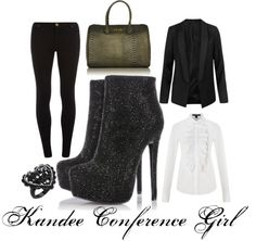 Kandee Conference girl