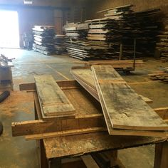 Nashville, Tennessee lumberyard.