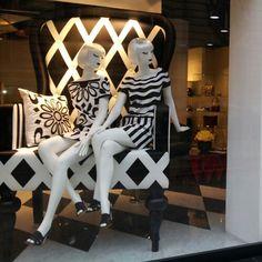 Vitrine : boutique moshino