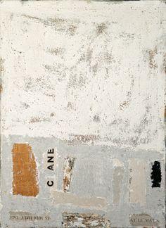 Ahti Lavonen: Cane, 1962, sekatekniikka, 100x70 cm - Hagelstam K131