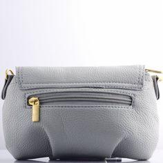 AutoM Womens Handbag Satchel Messenger Cross Body Purse Totes Bags New Shoulder (Gray)