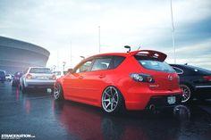 Mazda auto - super image Mazda 3 Mps, Mazda Cx5, Slammed Cars, Jdm Cars, Mazda Hatchback, Super Images, Life Car, Car Mods, Rx7