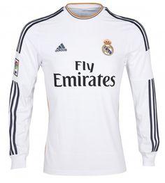 Real Madrid Manga Larga 2013/2014 [058] - €16.87 : Camisetas de futbol baratas online!