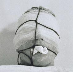 An image of 4. Aktion Sommer 1965, Wohnung Cibulka, 1070 Wien, Kaiserstraße by Rudolf Schwarzkogler