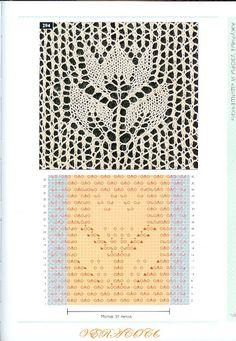 pletki - Barbara H. - Picasa-Webalben - 204 folhas de pontos de tricot, com esquemas