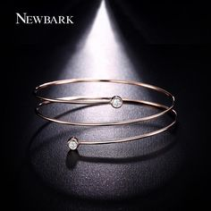 Like and Share if you want this  NEWBARK Three Round Spiral Bangles Top Bezel Setting Round Clear Cubic Zirconia Diamond Bracelets & Bangles Lightweight Pulseira     Tag a friend who would love this!     FREE Shipping Worldwide     Get it here ---> http://jewelry-steals.com/products/newbark-three-round-spiral-bangles-top-bezel-setting-round-clear-cubic-zirconia-diamond-bracelets-bangles-lightweight-pulseira/    #silver_earrings