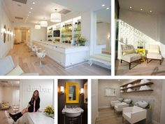 Drybar is the nation's premier blow dry bar specializing in just blowouts, no cuts, no color! Spa Design, Salon Design, Shampoo Bowls, Perfect Hair Day, Blow Dry Bar, Salon Equipment, Commercial Design, Inspiration, Decor