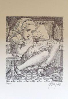 Franco Bruna, Alice's Adventures In Wonderland.
