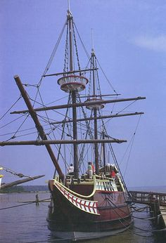 Susan Constant, Jamestown