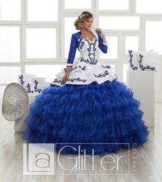 c3fe8066c Beaded Strapless Glitter Dress by House of Wu LA Glitter 24027