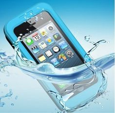 Free Shipping Waterproof Durable Water proof Bag Underwater Back Cover Case For Apple iPhone 5 5S 4 4S iPod Touch 5 Wholesale Digital Guru Shop
