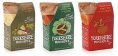Packaging Europe News - Yorkshire Provender Soup Launches New Packaging