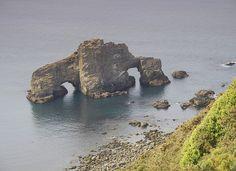 Ruta por los acantilados de Loiba - Ortigueira -Diarios de Viajes de España- Meha - LosViajeros