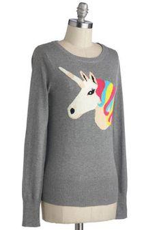 Mystical Charm Sweater, #ModCloth