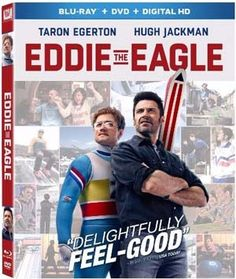 Eddie the Eagle is an Inspiring Story - Father's Day gift idea @EddieEagleMovie #EddieInsiders #fathersday #EddieTheEagle