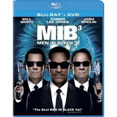 Amazon.com: Men in Black 3 (Two Disc Combo: Blu-ray / DVD + UltraViolet Digital Copy): Will Smith, Tommy Lee Jones, Barry Sonnenfeld: Movies & TV