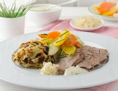 Spareribs, Soul Food, Tacos, Eggs, Dinner, Cooking, Breakfast, Ethnic Recipes, Austria