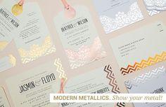 Modern Metallics