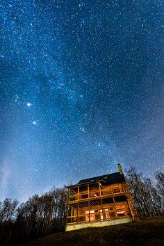 Milky way, Virginia