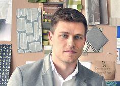 Arthur Freyssenet, responsable du service design chez Évidences Mobiliers…