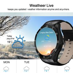 9 Best Smart Watches images in 2018 | Smart watch, Wearable