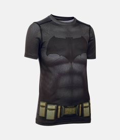ea069a0aa5a9 Boys  Under Armour® Alter Ego Batman Fitted Shirt