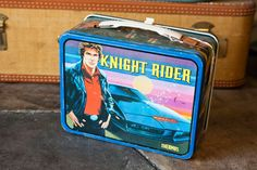 The Hoff. Knight Rider. Lunch box. Just... holy crap.