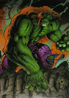 #Hulk #Fan #Art. (Hulk Print) By: Randy Queen. (THE * 5 * STÅR * ÅWARD * OF: * AW YEAH, IT'S MAJOR ÅWESOMENESS!!!™)[THANK U 4 PINNING!!!<·><]<©>ÅÅÅ+(OB4E)