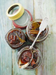 Spiced Plum Chutney   Fruit Recipes   Jamie Oliver