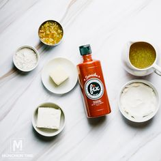 Mexican White Sauce Recipe is a must to use in chimichangas recipes. Creamy white and delicious Mexican White Sauce made out of simple ingredients Mexican Dishes, Mexican Food Recipes, Snack Recipes, Cooking Recipes, Dinner Recipes, Cooking Tips, Dinner Ideas, Mexican White Sauce, Yummy Eats