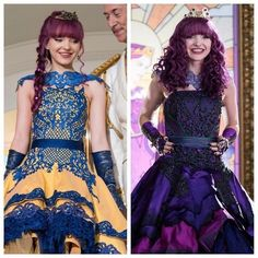 "322 To se mi líbí, 18 komentářů – ❤️Harry And Gil Are Hotties (@wickeddescendants12) na Instagramu: ""Question of the Day which Dress is your Favorite? @dovecameron """