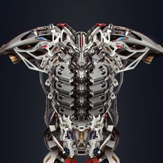 Armor Exyle - Concept for an upcoming scifi film by Cristiano Rinaldi Iron Man Suit, Iron Man Armor, Cyberpunk, Suit Of Armor, Body Armor, Android Robot, Armor Concept, Concept Art, Character Concept