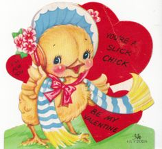vintage valentines | Wishing you an inspirational Sunday, Lindsey and Twyla