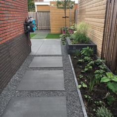 Fabulous Side Yard Garden Design Ideas And Remodel Jardin Vertical Artificial, Artificial Turf, Fake Turf, Fake Grass, Small Backyard Patio, Backyard Landscaping, Landscaping Ideas, Backyard Ideas, Landscape Design
