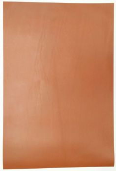 Up Leather Burnt Orange 1.5-1.7 mm Thick Semi Firm Various Sizes Cowhide Pull
