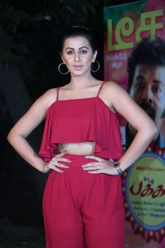 Nikki Galrani Very Hot In Red Sexy Dress At Pakka Movie Teaser Launch Event South Indian Actress, Beautiful Indian Actress, South Actress, Beautiful Actresses, Beautiful Women, Hot Actresses, Indian Actresses, Movie Teaser, Heroine Photos