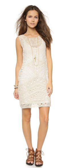 ELLA MOSS Lupita mini dress found on Nudevotion