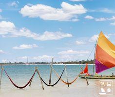 Jericoacoara: Praia gostosa, sol quente e muito mar para você passar dias maravilhosos! ☀ ☀ ☀ http://www.clubeturismo.com.br/site
