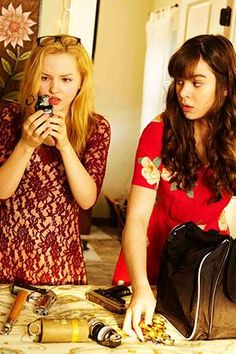 Dove Cameron and Hailey Steinfeld are hilarious in this new trailer for Barely Lethal