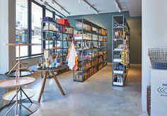 HAY Shop has arrived in Surry Hills, bringing a little Danish design to Sydney. Hay Store, Band Rooms, Surry Hills, Danish Design, Retail Design, Store Design, Sydney, Ikea, Design Inspiration